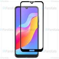 محافظ صفحه نمایش تمام چسب با پوشش کامل Full Glass Screen Protector For Huawei Y5 2019/Y5 Prime 2019/Honor 8s