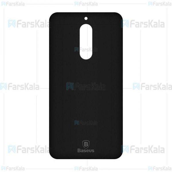 قاب محافظ ژله ای سیلیکونی بیسوس Baseus Soft Silicone Case For Nokia 5