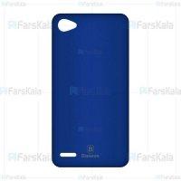 قاب محافظ ژله ای سیلیکونی بیسوس Baseus Soft Silicone Case For LG Q6