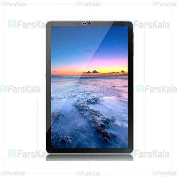 محافظ صفحه نمایش شیشه ای سامسونگ Glass Screen Protector For Samsung Galaxy Tab S4 10.5 T830