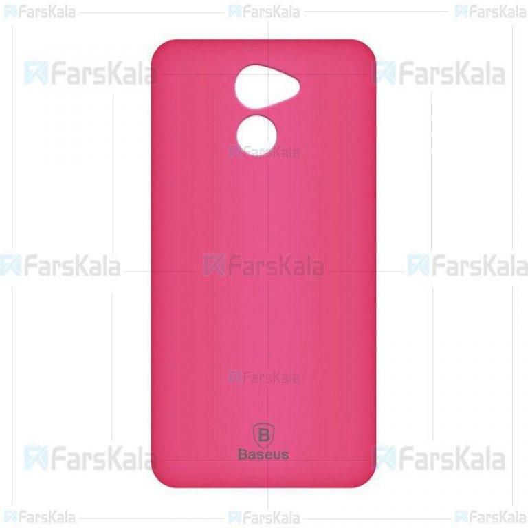 قاب محافظ ژله ای سیلیکونی بیسوس Baseus Soft Silicone Case For Huawei Y7 Prime