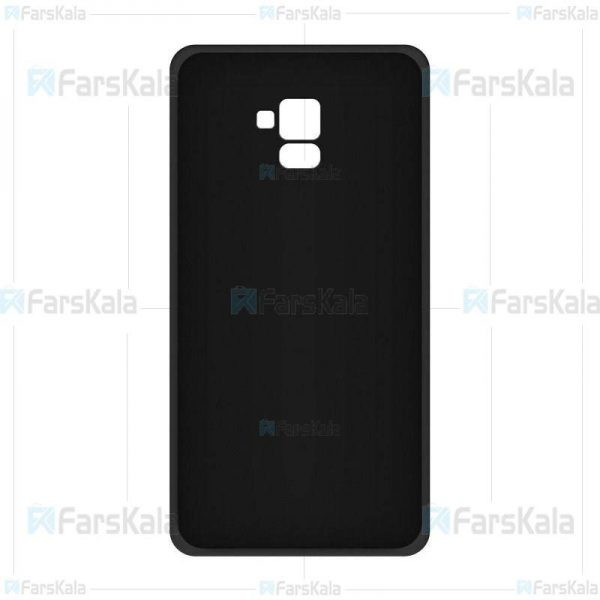 قاب محافظ ژله ای سیلیکونی بیسوس Baseus Soft Silicone Case For Samsung Galaxy A8 2018