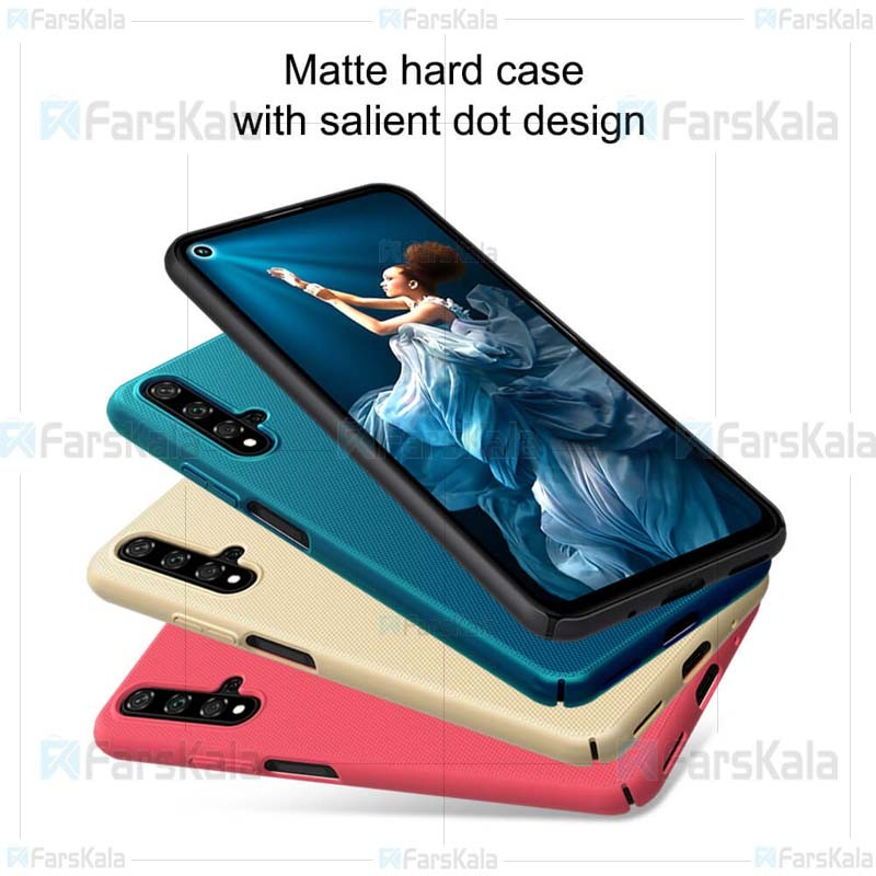 قاب محافظ نیلکین هواوی Nillkin Frosted Shield Case For Huawei Honor 20