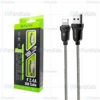 کابل لایتنینگ باوین Bavin CB-087 USB Cable