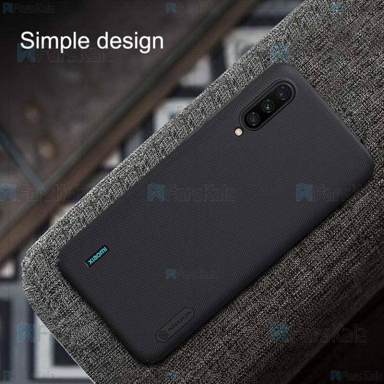 قاب محافظ نیلکین شیائومی Nillkin Super Frosted Shield Case Xiaomi Mi CC9
