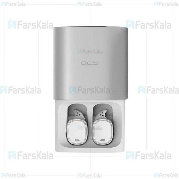 هندزفری بلوتوث دو گوش کیو سی وای QCY T1 Pro Wireless Bluetooth Earphone