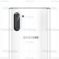 محافظ لنز دوربین شیشه ای سامسونگ Camera Lens Glass Protector For Samsung Galaxy Note 10