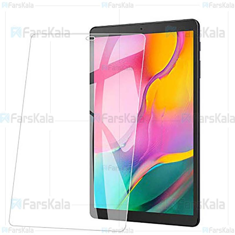 محافظ صفحه نمایش شیشه ای سامسونگ Glass Screen Protector For Samsung Galaxy Tab A 10.1 2019 - T515
