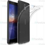 قاب محافظ ژله ای 5 گرمی نوکیا Clear Jelly Case For Nokia 2.2