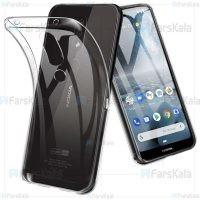 قاب محافظ ژله ای 5 گرمی کوکو نوکیا Coco Clear Jelly Case For Nokia 4.2