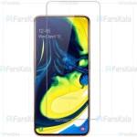 محافظ صفحه نمایش شیشه ای سامسونگ Glass Screen Protector For Samsung Galaxy A80