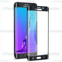 محافظ صفحه نمایش تمام چسب با پوشش کامل Full Screen Protector For Samsung Galaxy S6 Edge Plus