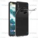 قاب محافظ ژله ای موتورولا Clear Jelly Case For Motorola One / P30 Play