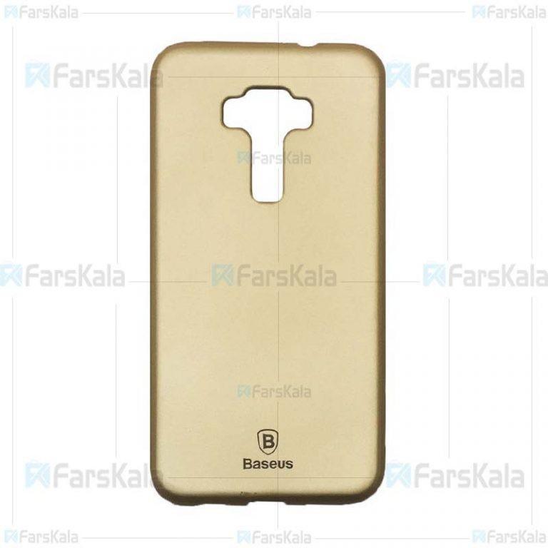 قاب محافظ ژله ای سیلیکونی بیسوس ایسوس Baseus Soft Silicone Case For Asus Zenfone 3 ZE520KL