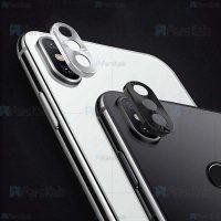 محافظ لنز فلزی دوربین موبایل شیائومی Alloy Lens Cap Protector For Xiaomi Mi A2 / Mi 6X