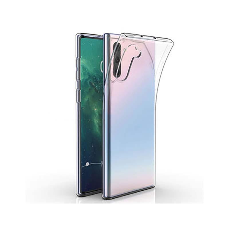 قاب محافظ ژله ای سامسونگ Clear Jelly Case For Samsung Galaxy Note 10