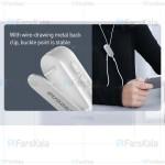 گیرنده صوتی بلوتوثی بیسوس Baseus BA02 Audio Converter Wireless Adapter