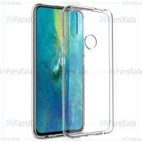 قاب محافظ ژله ای 5 گرمی هواوی Clear Jelly Case For Huawei P Smart Z 2019