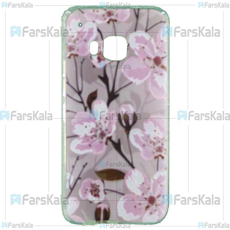 قاب محافظ طرح دار اچ تی سی Patterned protective frame Case For HTC One M9