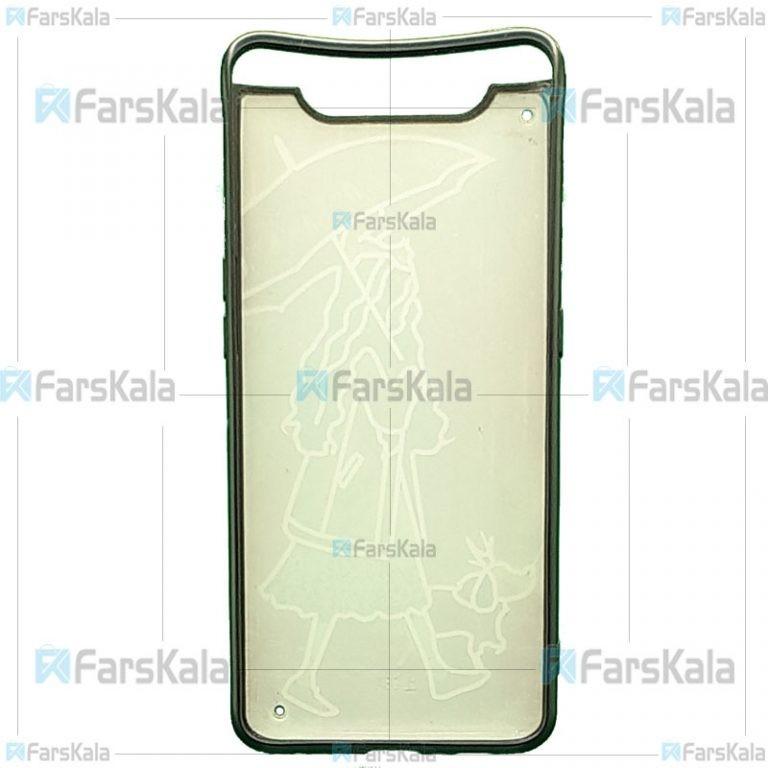 قاب محافظ طرح دار سامسونگ Patterned protective frame Case For Samsung Galaxy A80