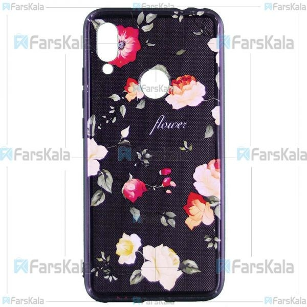 قاب محافظ طرح دار شیائومی Patterned protective frame Case For Xiaomi Redmi Note 7