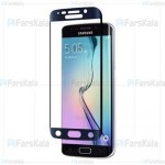 محافظ صفحه نمایش تمام چسب با پوشش کامل Full Screen Protector For Samsung Galaxy Samsung Galaxy S6 Edge