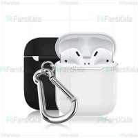 کاور محافظ ایرپاد کوتتسی Coteetci CS8113 / AP3 TPU Pods Case For Airpods