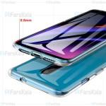قاب محافظ ژله ای وان پلاس Clear Jelly Case For OnePlus 7