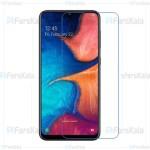 محافظ صفحه نمایش شیشه ای سامسونگ Glass Screen Protector For Samsung Galaxy A20e