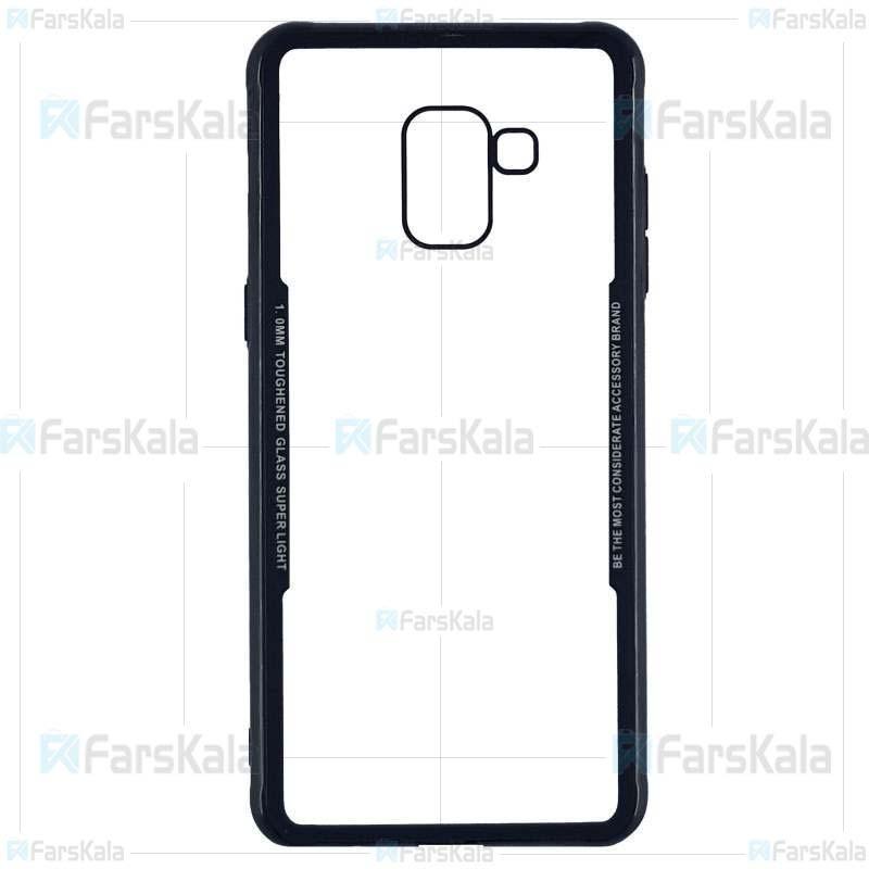 قاب محافظ ریمکس سامسونگ Remax Super Light Case For Samsung Galaxy A8 Plus 2018