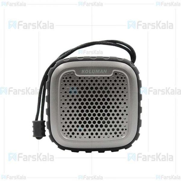 اسپیکر بلوتوث کلومن Koluman K-S60 Water Resistant Speaker