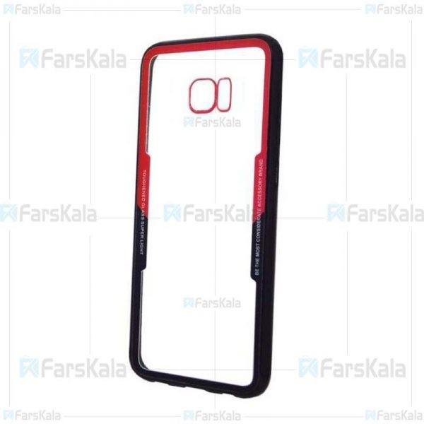 قاب محافظ ریمکس سامسونگ Remax Super Light Case For Samsung Galaxy S7 edge