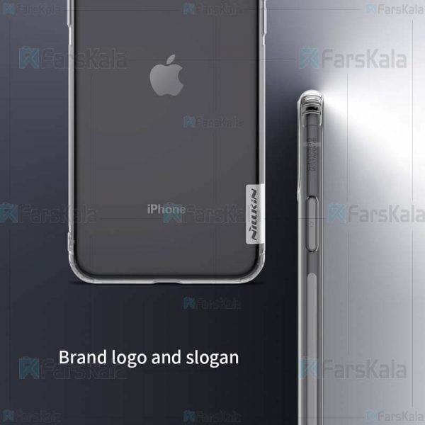 قاب محافظ ژله ای نیلکین اپل Nillkin Nature Series TPU case for Apple iPhone 11 Pro