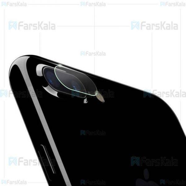 محافظ لنز دوربین شیشه ای اپل Camera Lens Glass Protector For Apple iPhone 7 Plus / 8 Plus