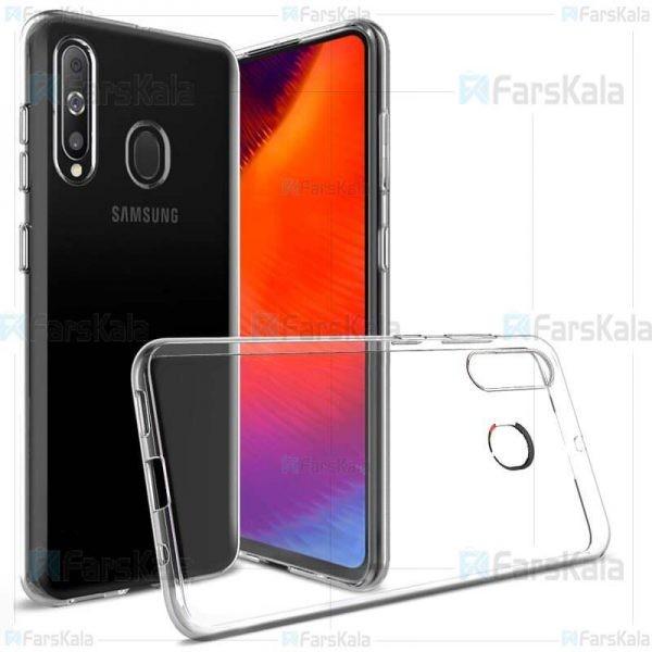 قاب محافظ ژله ای 5 گرمی کوکو سامسونگ Coco Clear Jelly Case For Samsung Galaxy A60