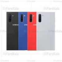 قاب محافظ سیلیکونی سامسونگ Silicone Case For Samsung Galaxy Note 10