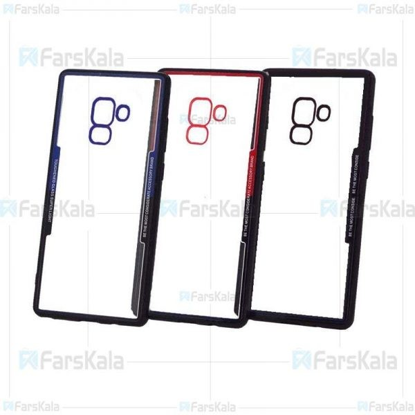قاب محافظ ریمکس سامسونگ Remax Super Light Case For Samsung Galaxy A8 2018