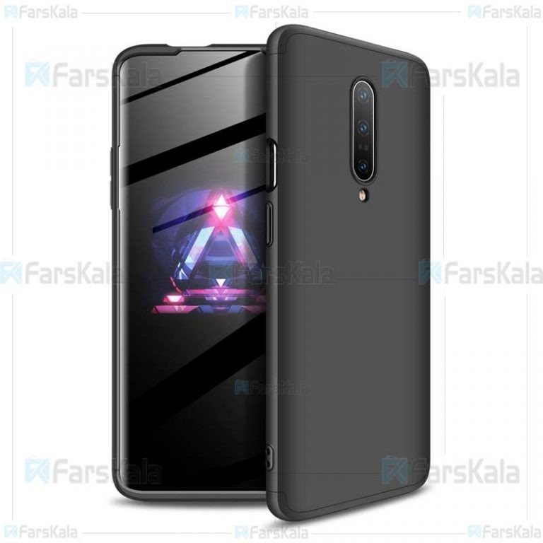 قاب محافظ با پوشش 360 درجه شیائومی GKK 360 Full Case For OnePlus 7 Pro