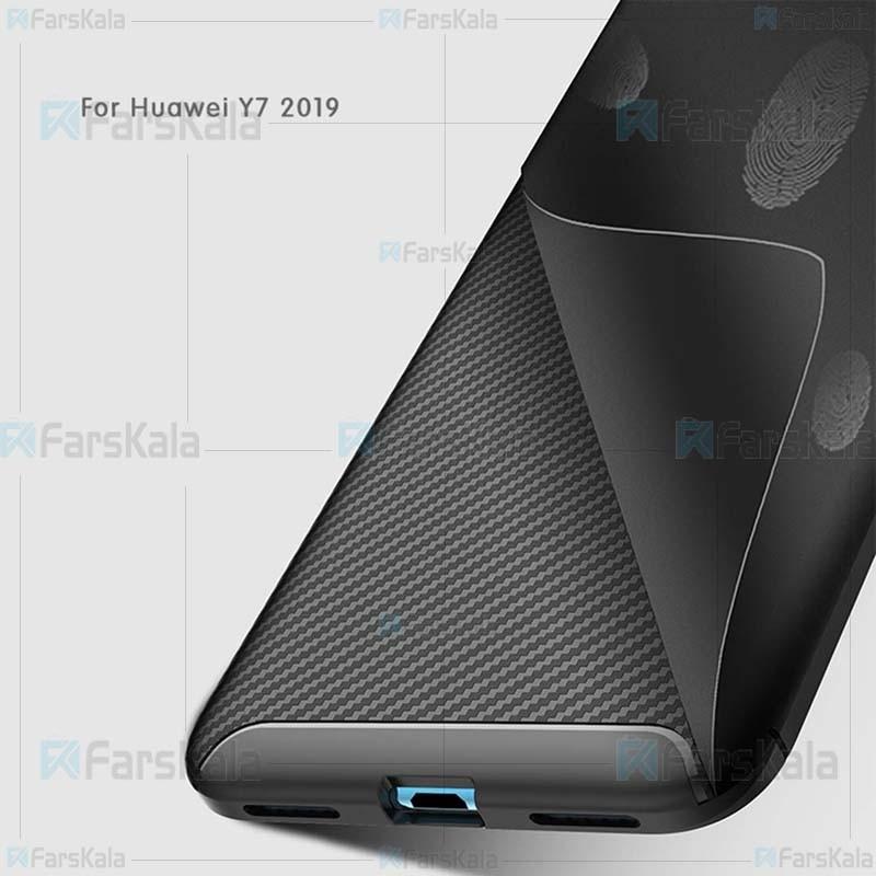 قاب فیبر کربنی هواوی AutoFocus Beetle For Huawei Y7 2019 / Y7 Prime 2019