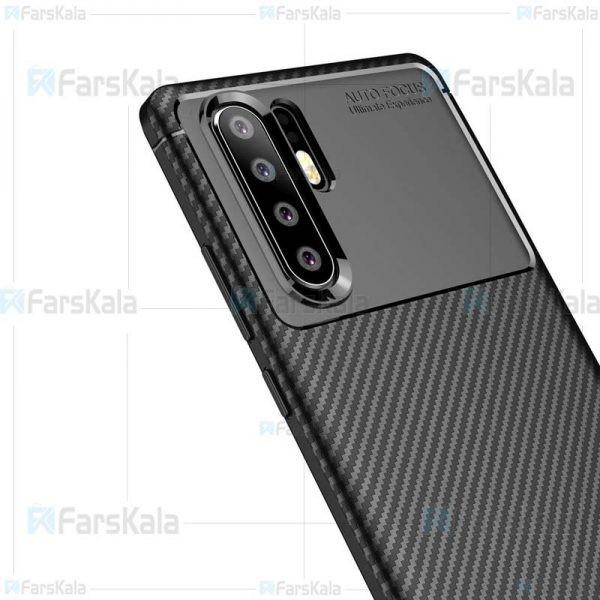 قاب فیبر کربنی هواوی AutoFocus Beetle Case For Huawei P30 Pro
