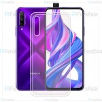 قاب محافظ ژله ای هواوی Clear Jelly Case For Huawei Honor 9X Pro