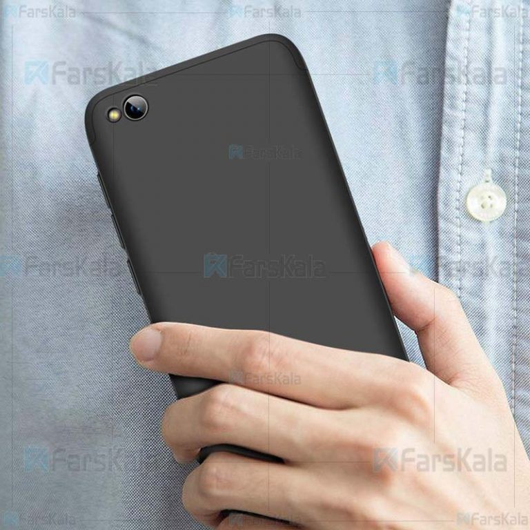 قاب محافظ با پوشش 360 درجه شیائومی GKK 360 Full Case For Xiaomi Redmi Go