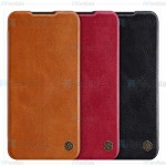 کیف محافظ چرمی نیلکین شیائومی Nillkin Qin Case For Xiaomi Mi CC9