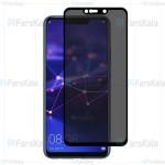 محافظ صفحه نمایش حریم شخصی تمام چسب با پوشش کامل Privacy Full Screen Protector For Huawei Mate 20 Lite