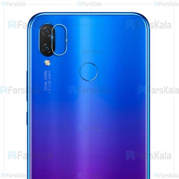 محافظ لنز دوربین شیشه ای هواوی Camera Lens Glass Protector For Huawei Nova 3i/ P Smart Plus