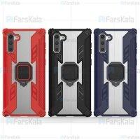 قاب محافظ انگشتی سامسونگ Armor Ring 360 Case Samsung Galaxy Note 10