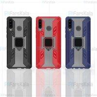 قاب محافظ انگشتی هواوی Armor Ring 360 Case Huawei P30 Lite / Nova 4e