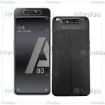 قاب ژله ای طرح چرم سامسونگ Auto Focus Jelly Case Samsung Galaxy A80 / A90