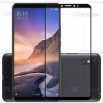 محافظ صفحه نمایش تمام چسب با پوشش کامل Full Glass Screen Protector For Xiaomi Mi Max 3