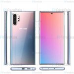 قاب محافظ شیشه ای- ژله ای Belkin Transparent Case For Samsung Galaxy Note 10 Plus